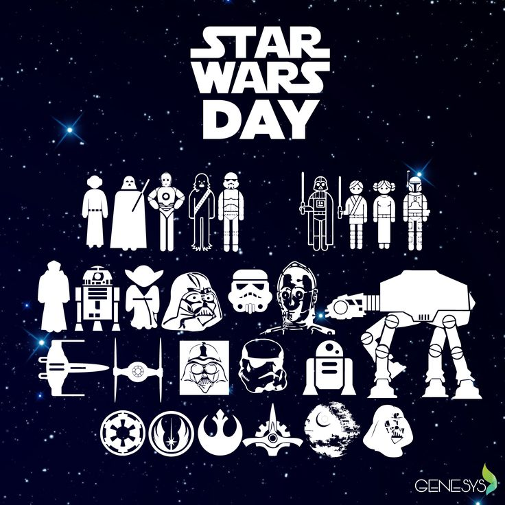 Star Wars Day May 4: May The 4th Be With You! May 4th Has Become Commonly Known