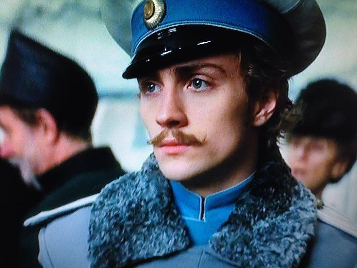 Aaron Taylor-Johnson   Count Vronsky, Anna Karenina ...