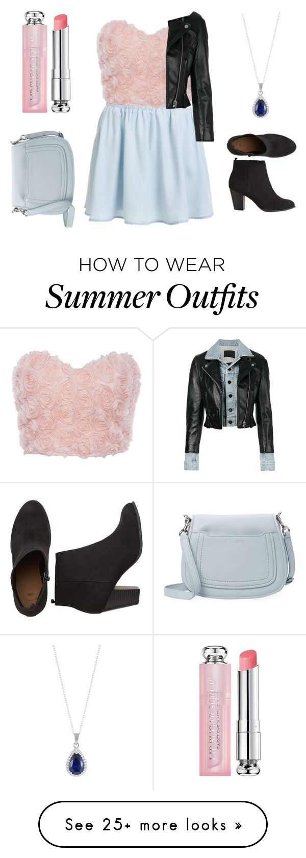 """summer outfit 22"" by starojeda on Polyvore featuring Christian Dior, Lord & Taylor, Alexander Wang and Marc Jacobs"