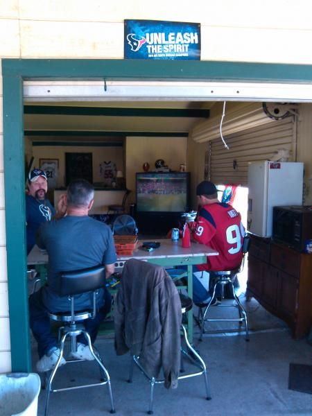 houston texans man caves images - Google Search