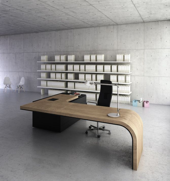 Executive desk - Dymitr Malcew