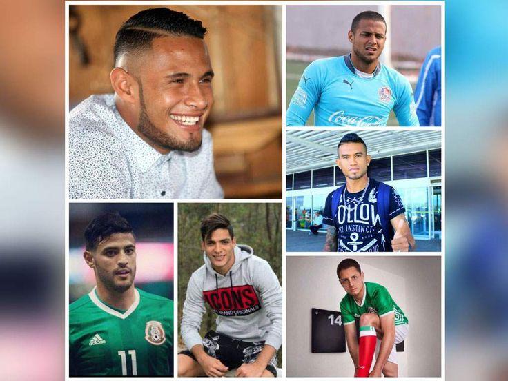 Ellos son algunos de los jugadores más guapos de Honduras y México. Desde ya calentamos el duelo de este jueves en el estadio Azteca con un cara a cara de estos 'papacitos'. ¿Hondureños o mexicanos? (Fotos: Redes / Grupo Opsa)