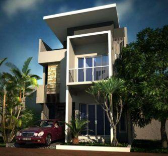 Desain Gambar Rumah Minimalis 2 Lantai 6