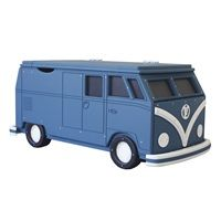 VW CAMPER VAN LARGE TOY CHEST STORAGE | Camping | Kids Storage | Blue Bedroom | Available at cuckooland.com