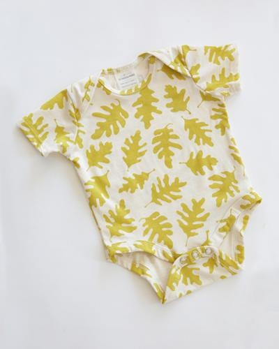 Love these local Schoolyard onesies: Organic Cotton, Oak Leaves, Oak Leaf, Cotton Oak, Leaf Onesies, Onesies 34, Schoolyard Onesies, Local Schoolyard, Schoolyard Studios