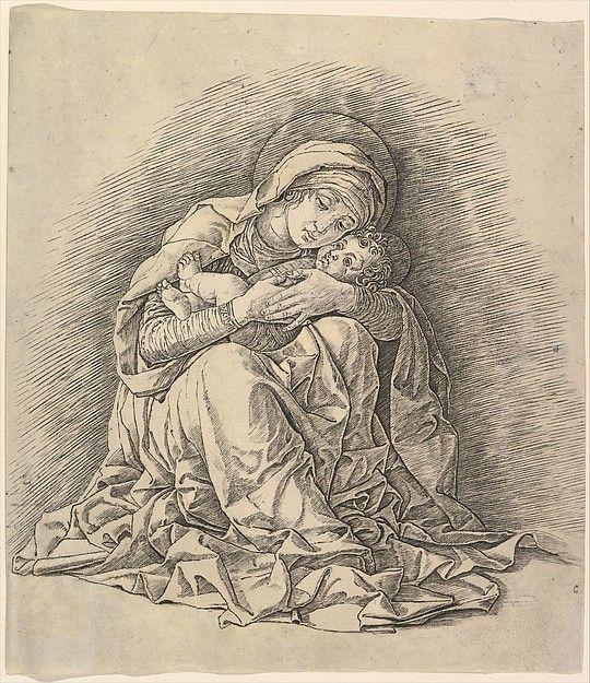 The Virgin and Child Artist: Andrea Mantegna (Italian, Isola di Carturo 1430/31–1506 Mantua) Date: ca. 1485–91