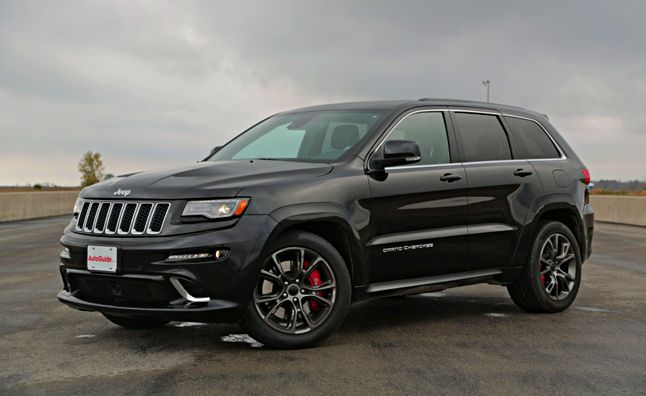 2014 Jeep Grand Cherokee SRT Review. For more, click http://www.autoguide.com/manufacturer/jeep/2014-jeep-grand-cherokee-srt-3753.html
