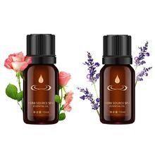 Nueva Planta Compuesto Verter Diffuseur Lavanda Aceites Esenciales para Aromaterapia Aceite Esencial Reducir Los Poros Masaje