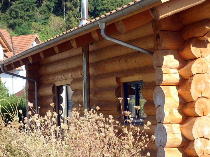 BlockHausBau Martin Schwarz Bungalow Naturstammhaus
