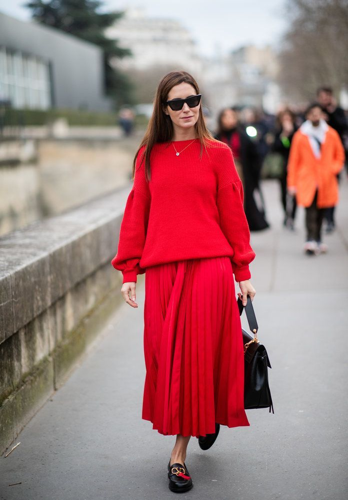 9abfc1cbf0 Pleated Skirts Are Back — Here Are 20 Fresh Ways to Wear One in 2019 |  InStyle.com