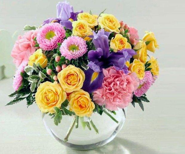 Arreglos florales para hombres