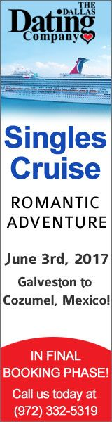 The 2017 Singles Cruise Romantic Adventure Embarks. We will set sail from the Sea Port of Galveson, Tx and head south to Beautiful Fun-Filled Paradise of Cozumel, Mexico!  BOOK YOUR SPOT BEFORE IT'S TOO LATE