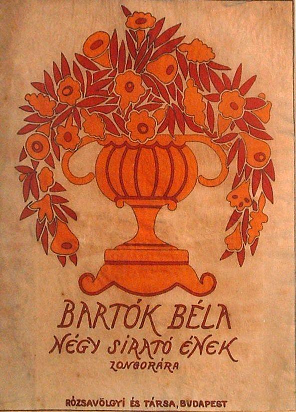 Lesznai Anna: Cover, 1911