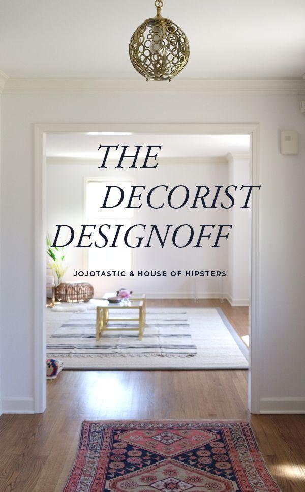 Jojotastic U0026 House Of Hipsters DesignOff With Decoristu2013 Part 1