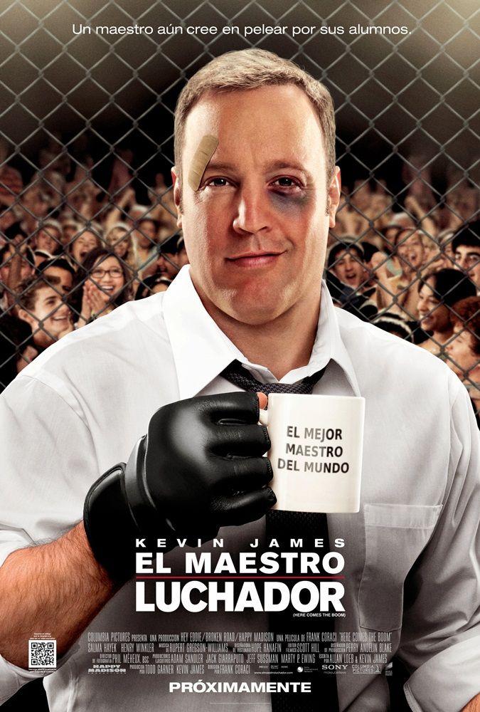 Película: El Maestro Luchador próximamente en cines - Chilanga Banda #Mexico
