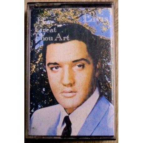 Elvis cassette