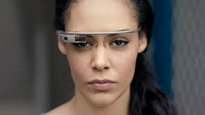 Image result for woman with google glasses
