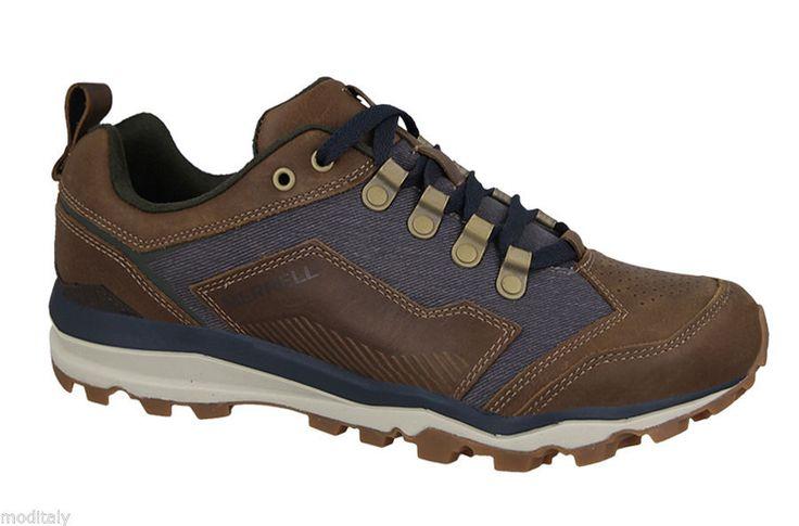 MERRELL scarpe uomo ALL OUT CRUSHER J49313 BORDAWALK  J49315 BLACK Jeans pelle   Abbigliamento e accessori, Uomo: scarpe, Scarpe casual   eBay!