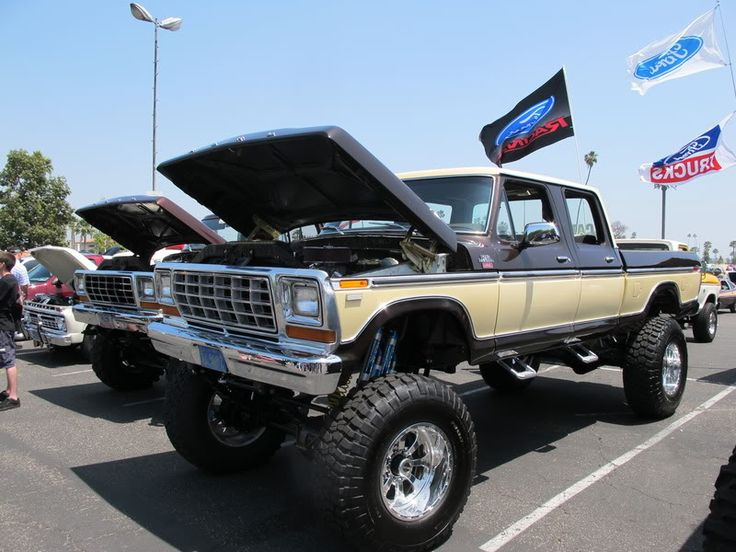 stolen 1979 f 350 crew cab whittier ca ford truck enthusiasts forums 1974 ford highboys. Black Bedroom Furniture Sets. Home Design Ideas