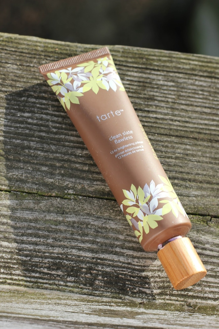 Tarte 12-Hour Brightening Primer is a MUST For Dull, Dry Skin | Gouldylox Reviews