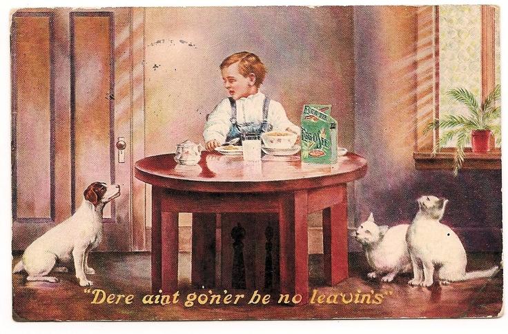 """Ca. 1910 """"Egg-O-See"""" Souvenir Advertising Postcard"""