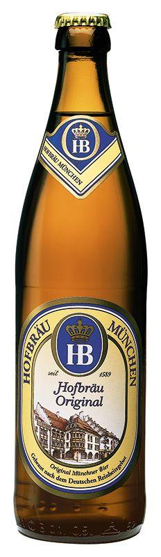 Hofbrau Original - Autres bières allemandes - Bières allemandes - Bières et Cidres - Alloboissons