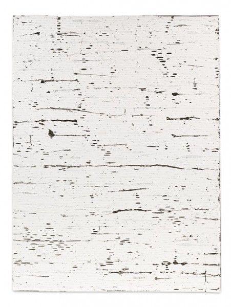 Décollage tekening, 200 x 155 cm