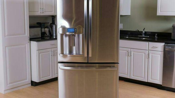 The crew at CNET reviews the new GE Profile fridge & it's secret weapon. http://t.co/Sloi4wPENd