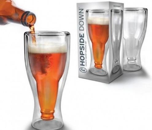 Ters Şişe Bardak Glass Cup   suave.com.tr