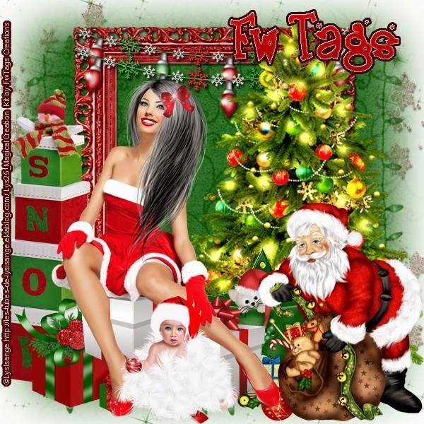 """Ct tag by Magical Creations  using my """"Cozy Christmas"""" Scrap kit. Further information can be found here; http://fwtagscreations.blogspot.co.uk/2014/12/cozy-christmasbrand-new-scrap-kit-in.html"""