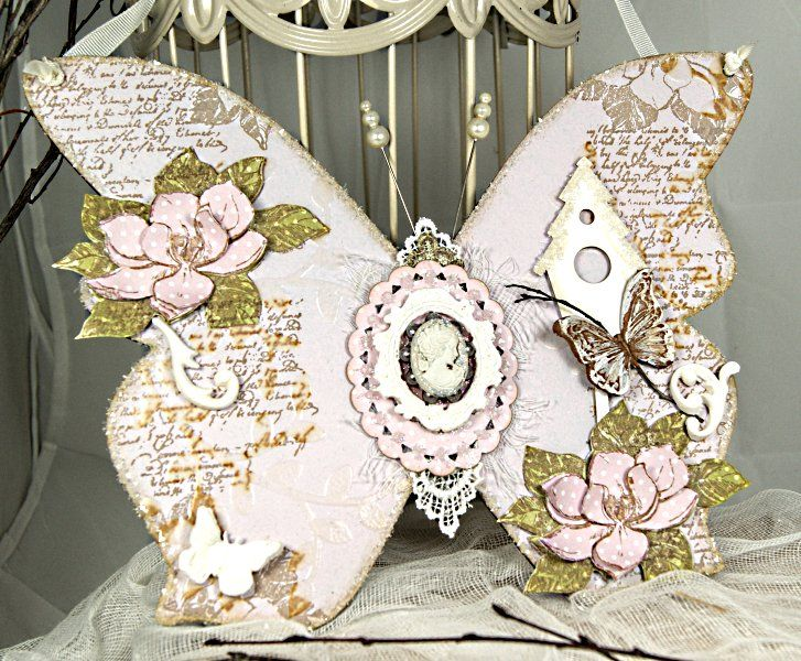 Choose from Large, Medium or Small Butterfly Plaque