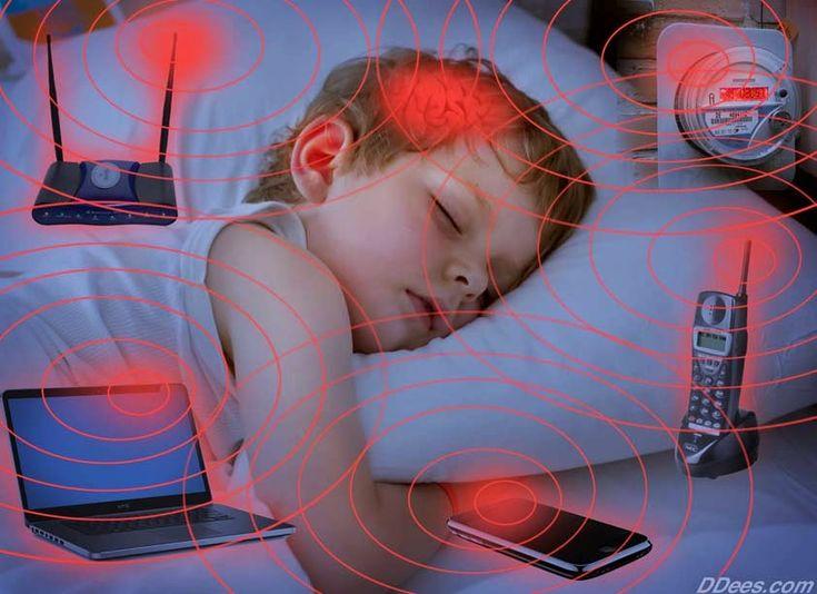Wi-Fi: молчаливый убийца, который убивает нас медленно