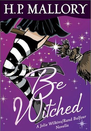 Be Witched by HP Mallory: http://thereadingcafe.com/be-witched-novella-by-h-p-mallory-a-review/