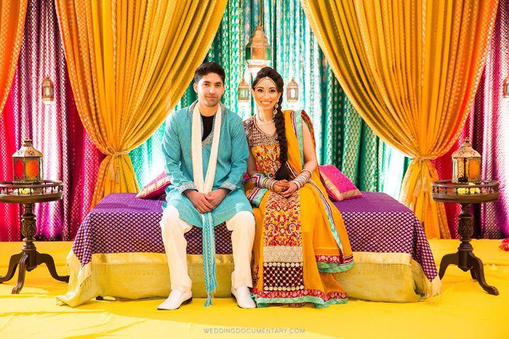 Mehendi Ceremony Themes : Images about mehndi dresses on pinterest mehendi