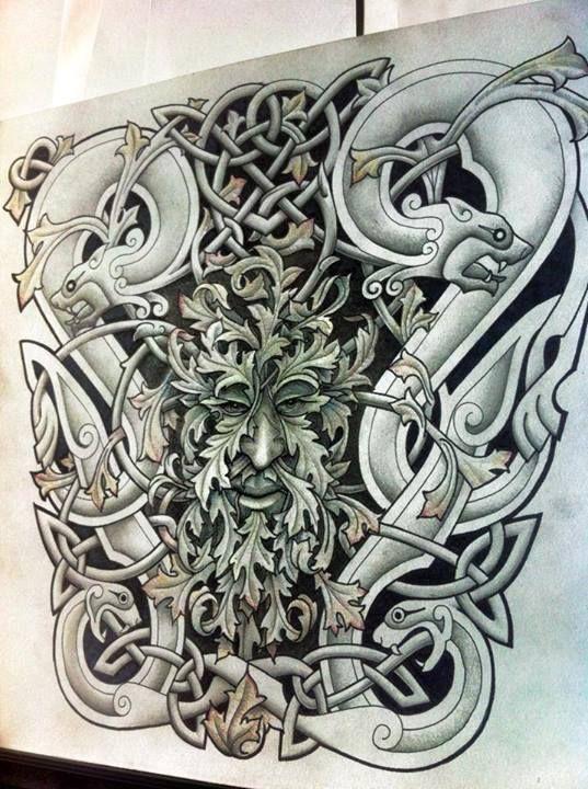 ideas about Celtic Sleeve Tattoos Viking