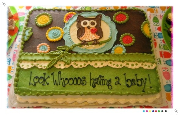 Owl Themed Baby Shower. Putting it all together! | B.Cheniful