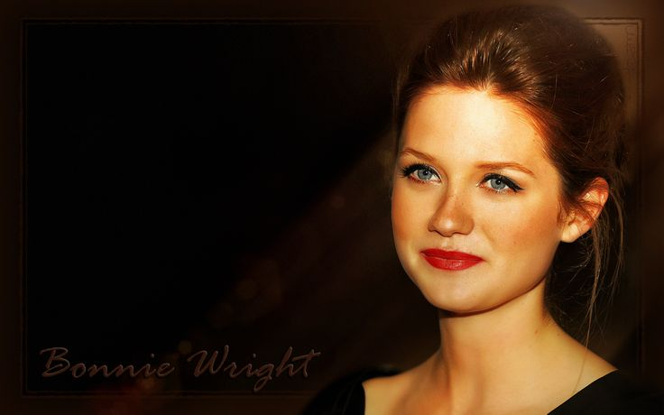 70 Best Images About Bonnie Wright On Pinterest Her Hair