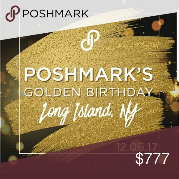 Long Island Posh N' Sip Meet Up Birthday Fun Come join us for Poshmark's Birthday by celebrating with a Long Island Posh N' Sip Meetup! December 6, 2017 7-9pm Venue, pricing, link to follow Other