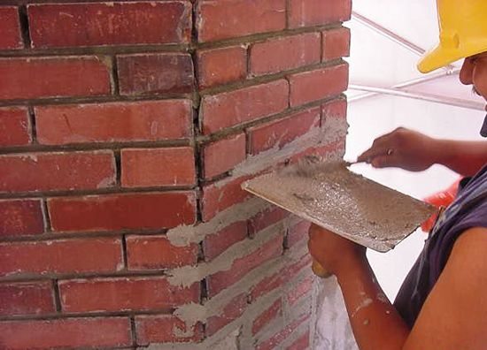 Tuckpointing Tips Tips For Do It Yourself Tuckpointing
