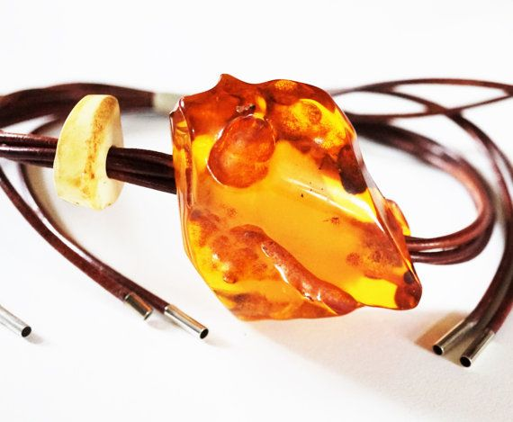 Luxury Natural Baltic Amber Necklace by APPUSSTUDIOJEWELLERY