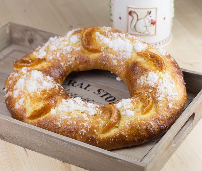Roscón de Reyes, cupcake perfecto ¡fácil y rápido!