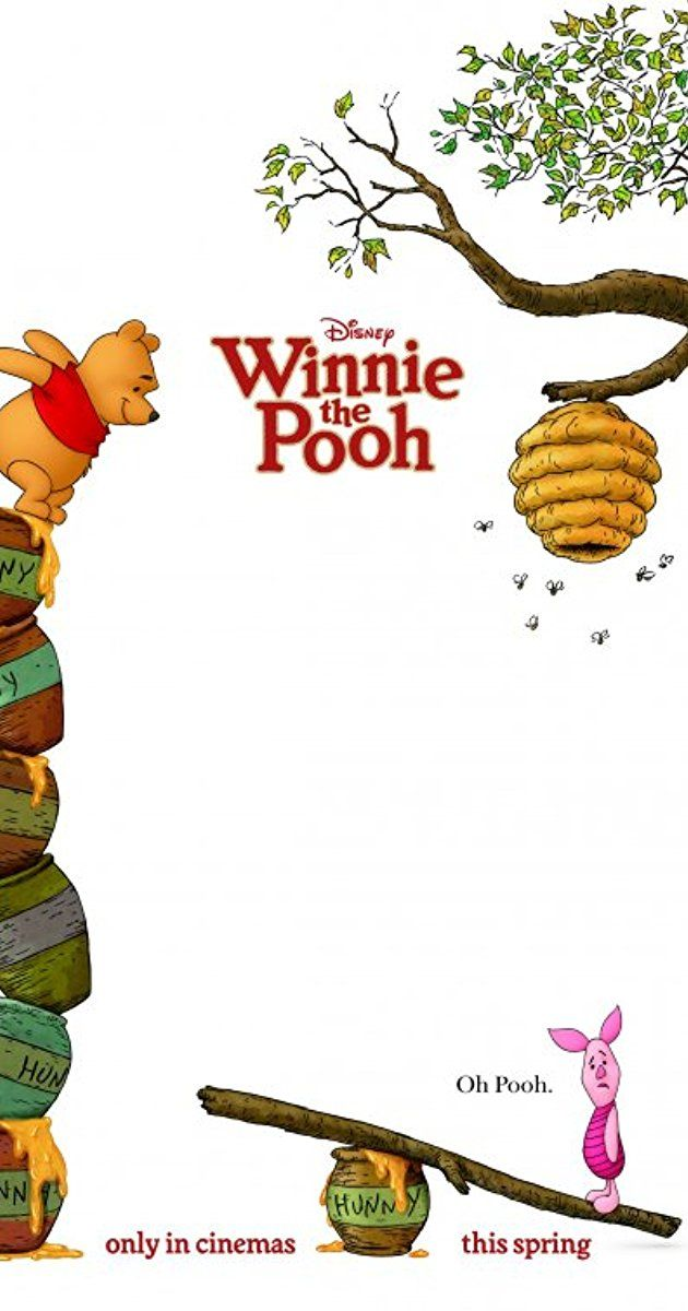 Winnie the Pooh - (G) While searching for honey, Pooh and his friends embark on an adventure to find Eeyore's missing tail and rescue Christopher Robin from an unknown monster called, The Backson.