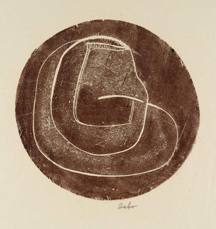 Naum Gabo '[no title]', c.1955 The Work of Naum Gabo © Nina & Graham Williams/Tate, London 2014