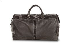 Dorn Gray #travel #road #bag #original #new #man #style #cool #nice #leather #designer #case #laptop #gray