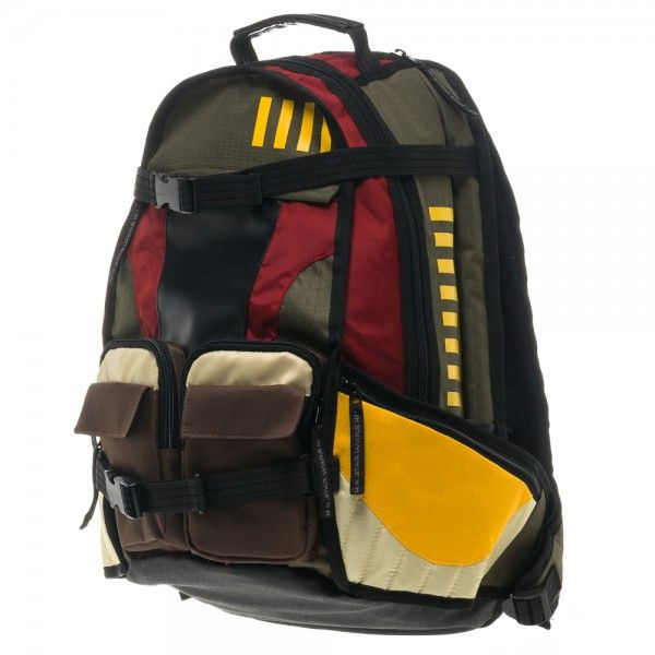 Star Wars:  Boba Fett Backpack - First Person Clothing  - 1