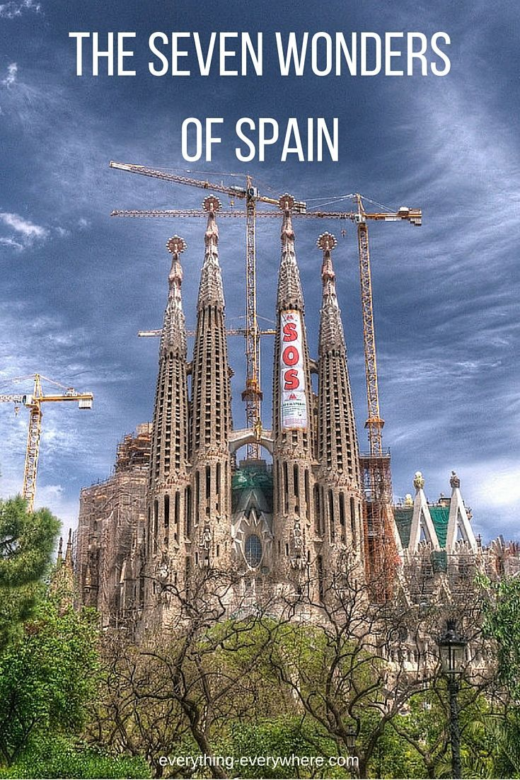I asked fellow travelers for their must-see attractions in Spain. While this list is by no means definitive, it is a great place for travelers to start when exploring the country for the first time.