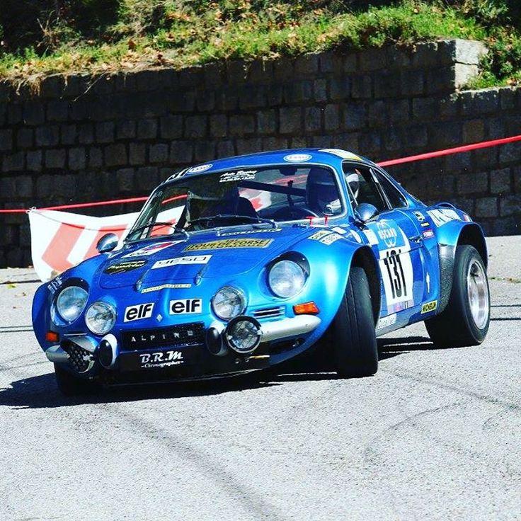 Alpine Planet — #Alpine #A110 #berlinette #berlinettealpine...