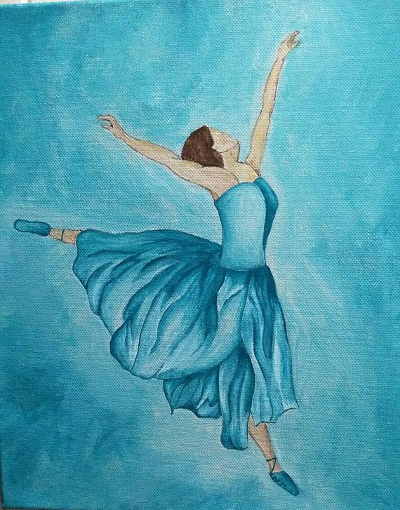 Check out this item in my Etsy shop https://www.etsy.com/uk/listing/561768227/ballerina-painting