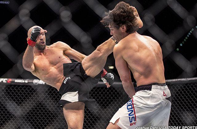 UFC Fight Night 82 results: Josh Burkman gets unanimous decision...: UFC Fight Night 82 results: Josh Burkman gets… #StephenThompson