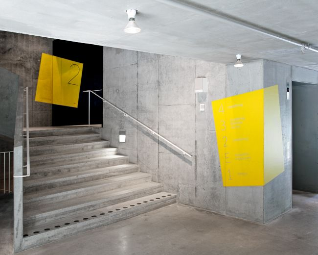 Graphic Ambient Blog Archive Kalmar Konstmuseum Sweden Wayfinding Pinterest Graphics